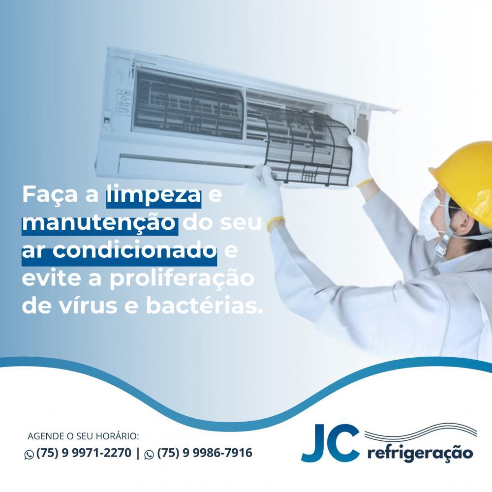 Jc Refrigeração