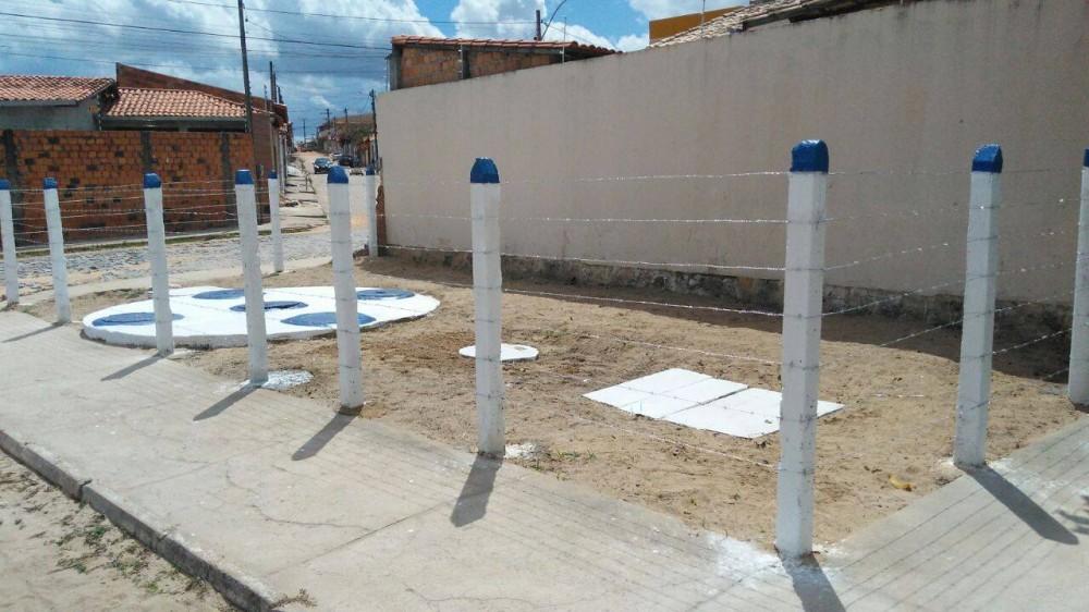 SAAE de Alagoinhas inicia trabalho de recuperação das estações de esgoto