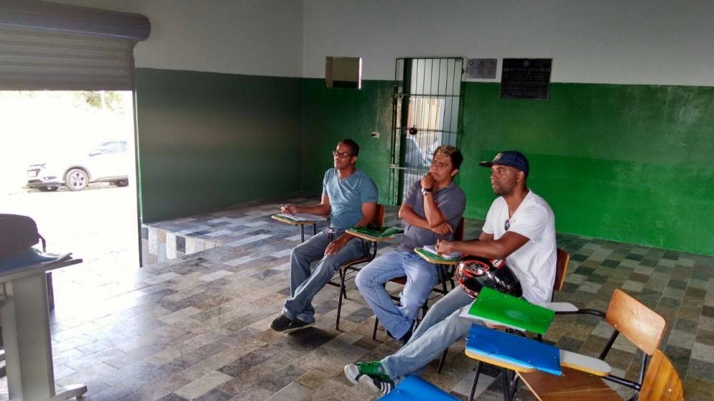 Servidores do setor elétrico do SAAE ganham curso sobre NR10