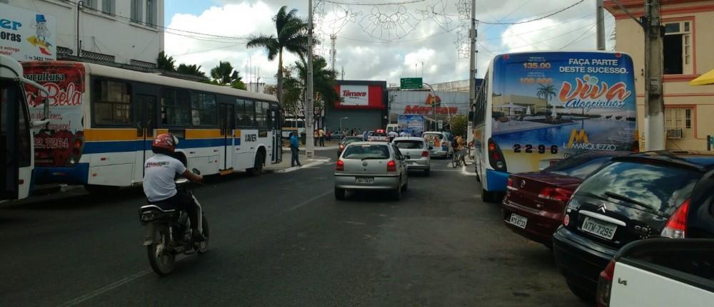 transporte publico em Alagoinhas