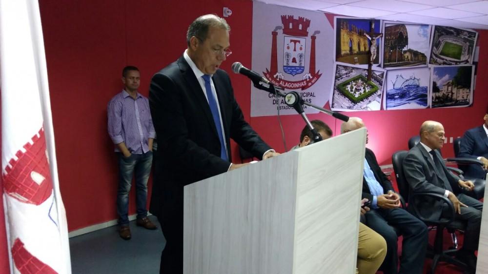 Empresário Paulo Nunes é o mais novo cidadão alagoinhense