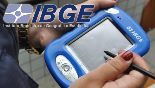 IBGE abre inscrições