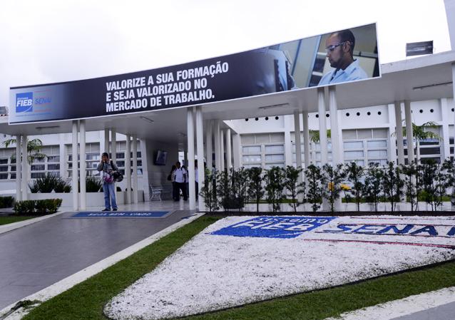 Alagoinhas - Senai abre 1.118 vagas em cursos gratuitos em várias cidades