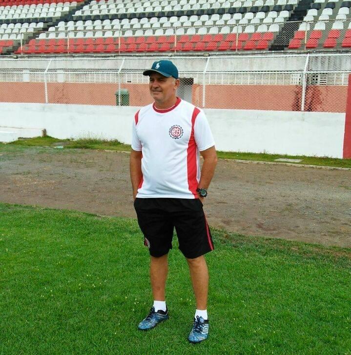 Mastrillo Veiga deixa o comando do Atlético de Alagoinhas