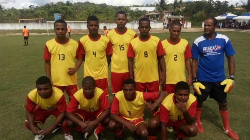 Araçás | Secretaria de Cultura, Esporte e Lazer promoveu torneio de Futebol.