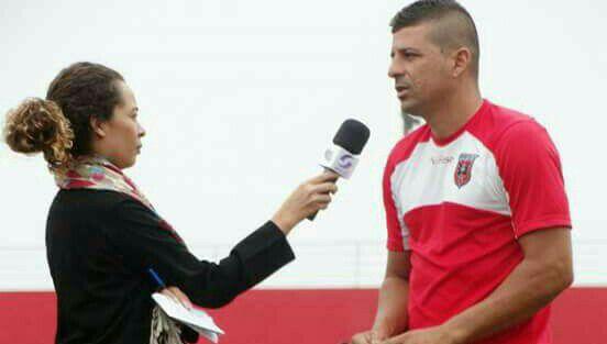 Novo auxiliar técnico do Atlético, fala sobre o atual elenco do Carcará