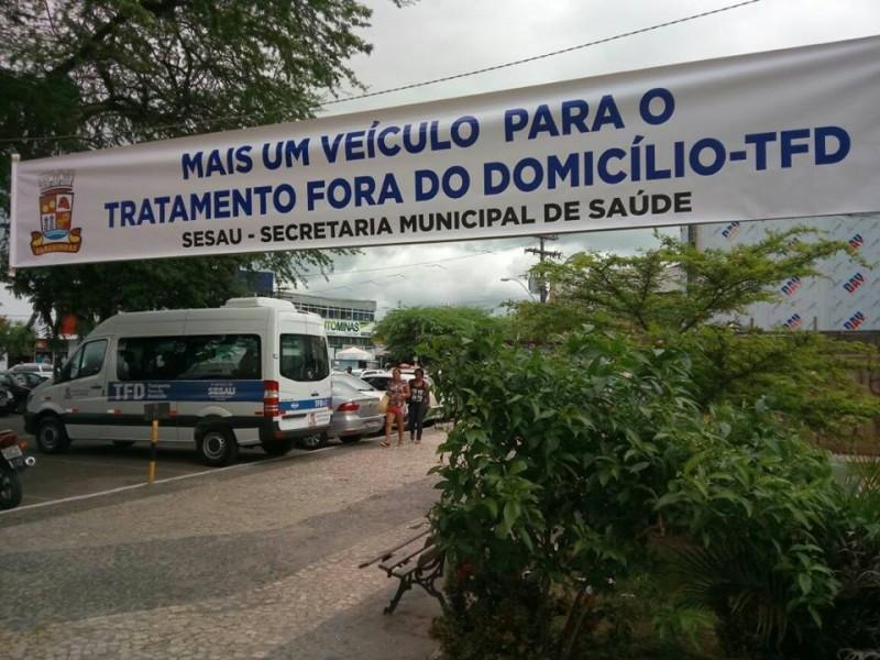 SESAU aumenta oferta de vagas para transporte de pacientes 01