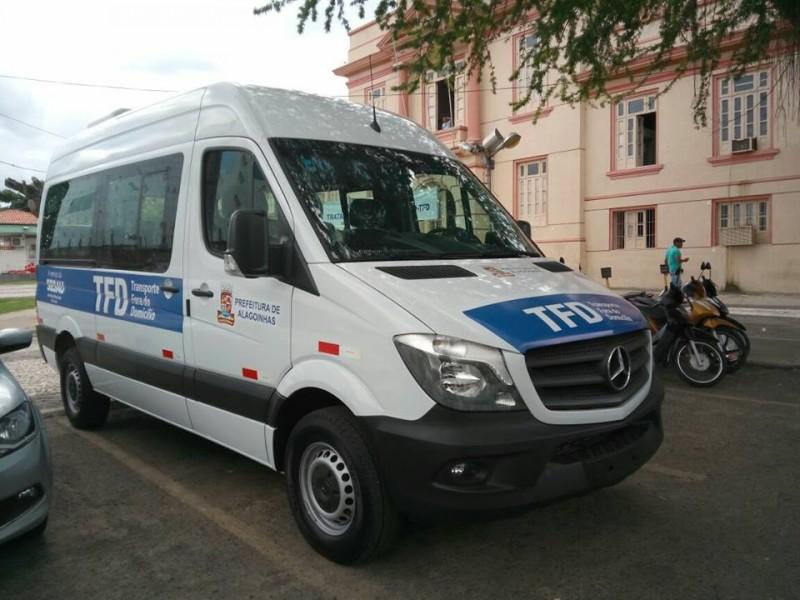 SESAU aumenta oferta de vagas para transporte de pacientes