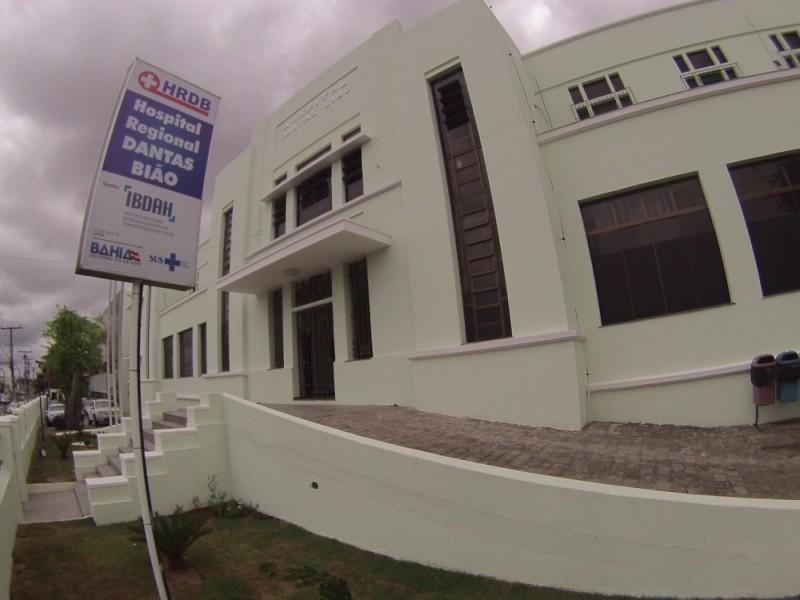 Hospital Regional Dantas Bião Abre Processo Seletivo Para Cadastro de Reserva