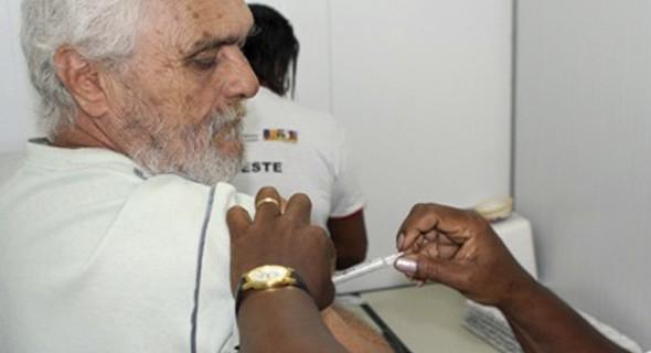 vacinação sesab