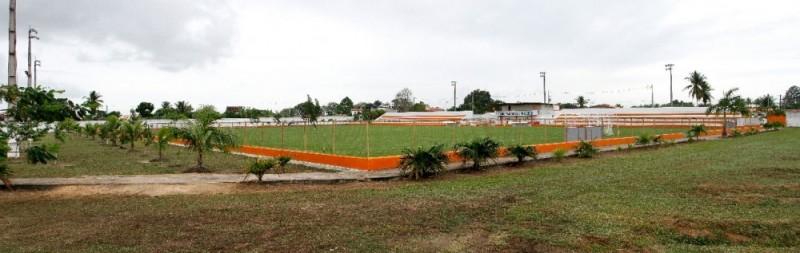 Estádio Municipal Maria dos Prazeres