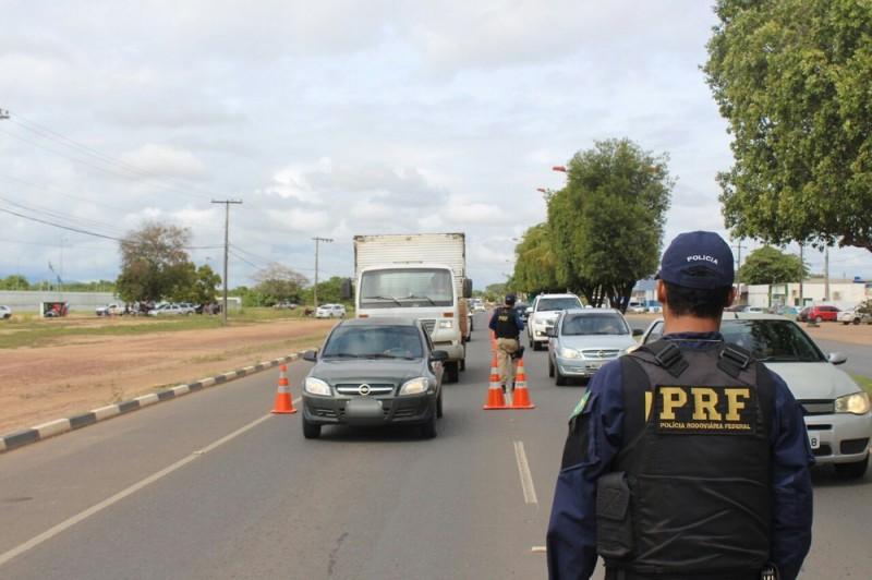Número de acidentes aumentou na srodovias federais (Foto: Divulgação/PRF)