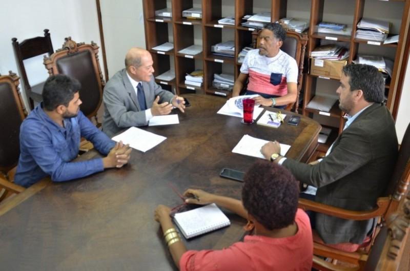 Para Joseildo, a obra virá em boa hora, completando a nova estrutura que está sendo implantada pelo Governo do Estado na localidade.
