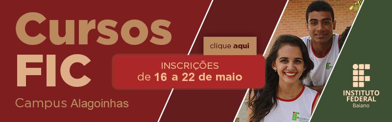 IF Baiano – Campus Alagoinhas