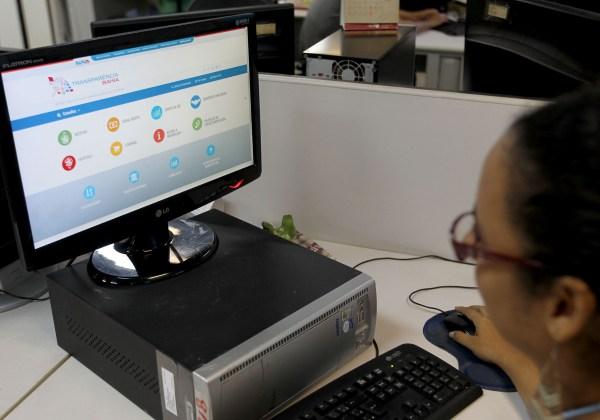 Bahia lidera ranking de transparência entre os estados