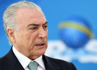 O governo do atual presidente da República Michel Temer é considerado ótimo ou bom por 7% dos brasileiros.   Foto EBC