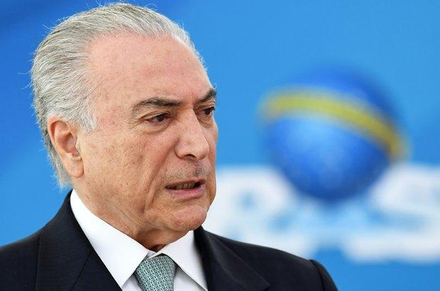 O governo do atual presidente da República Michel Temer é considerado ótimo ou bom por 7% dos brasileiros. | Foto EBC