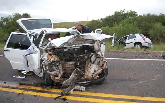 Número de acidentes aumenta
