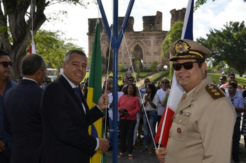 Alagoinhas ganha posto de saúde e R$ 1,7 milhão em obras no aniversário de 164 anos