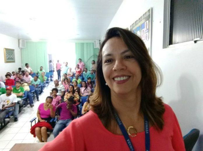 Engenheira Maria das Graças assume direção-geral do SAAE de Alagoinhas