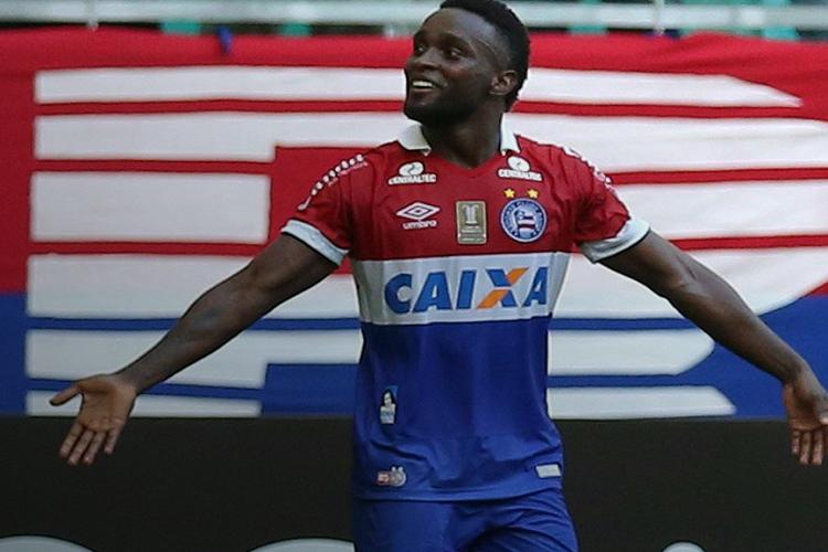 Bahia atropela o Vasco na Fonte Nova