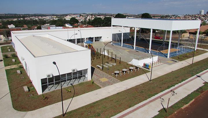 Praça do ceu em Alagoinhas