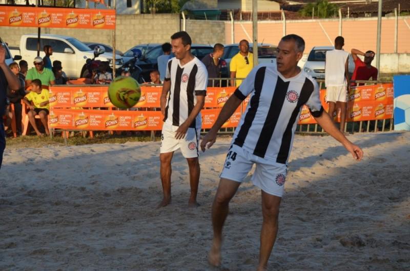 Arena de beach soccer