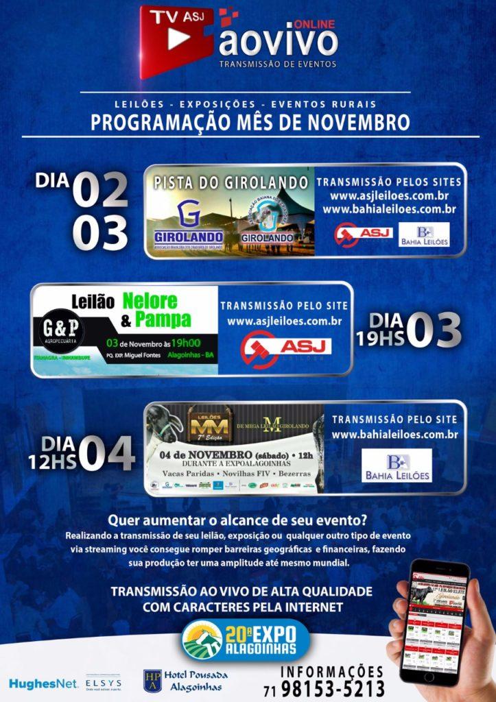 Leilões da Expo Alagoinhas