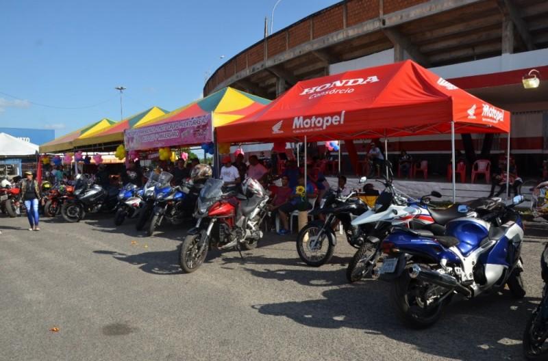 Alagoinhas recebe motociclistas de diferentes partes do estado