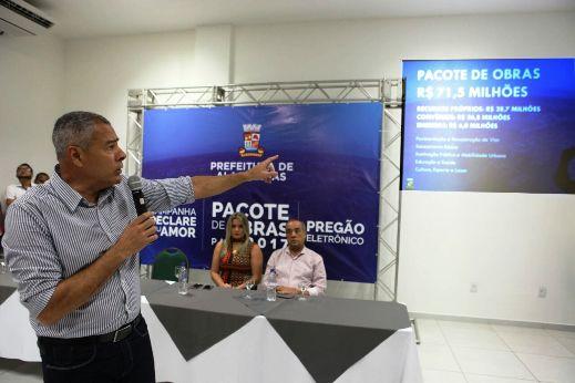 Prefeito Joaquim Neto e secretários de Alagoinhas são homenageados em Salvador