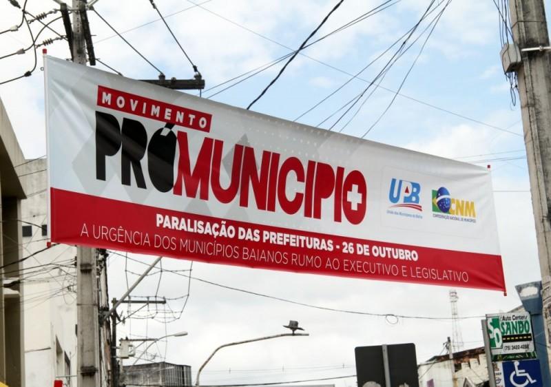 Movimento Pró-Município da UPB