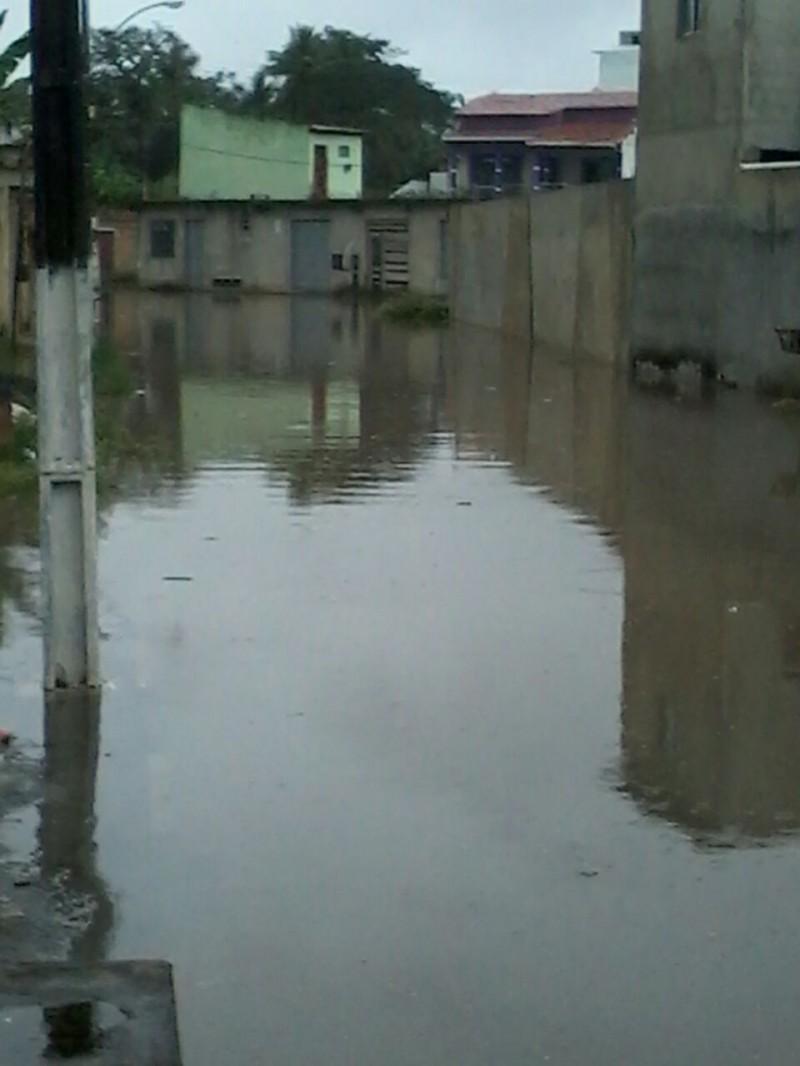 Operação Chuva - Prefeitura realiza ronda nos bairros