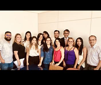 Equipe da 1ª Vara Cível de Itapetinga está empenhada para cumprir a pauta com quase 700 processos