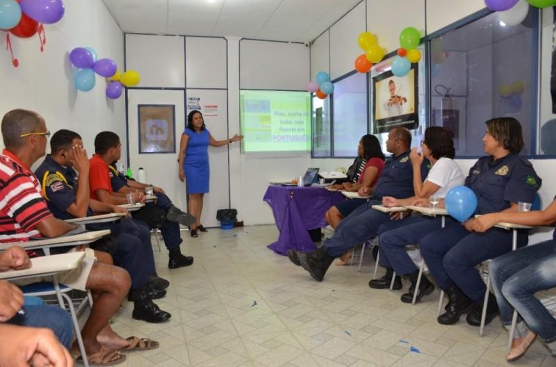 Guarda Municipal participa de treinamento