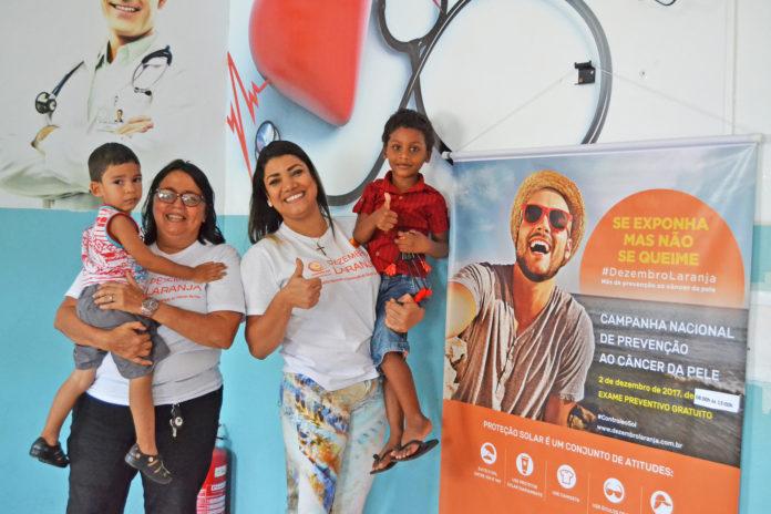 Campanha Nacional de Prevenção ao Câncer de Pele