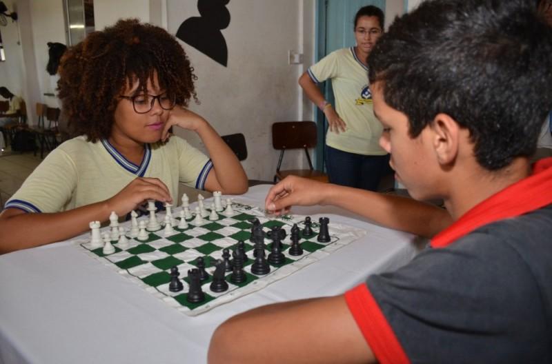 1º Torneio de Xadrez