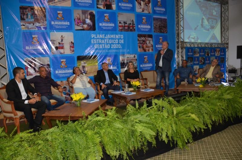 Prefeitura de Alagoinhas apresenta Planejamento Estratégico