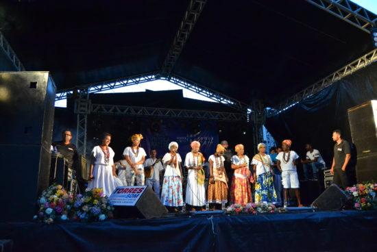 Alagoinhas é a primeira cidade do interior baiano a receber no palco a cantora Virgínia Rodrigues