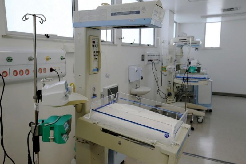 Rui inaugura maternidade do Hospital Estadual da Criança