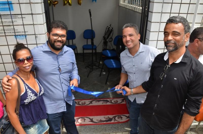 Prefeitura de Alagoinhas inaugura centro especializado de cuidados em anemia falciforme