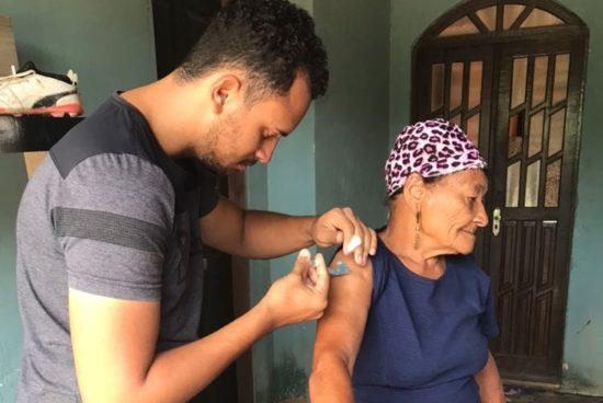 Prefeitura realiza mutirão de vacinação