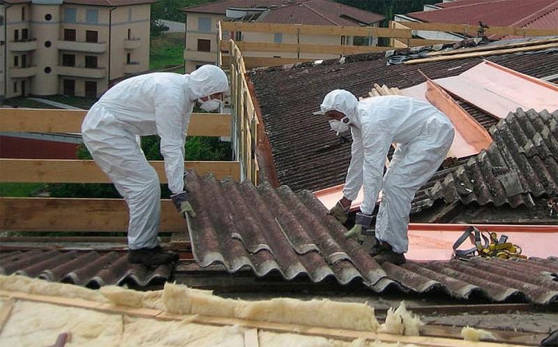 entidades pedem veto de lei que libera uso de amianto na Bahia