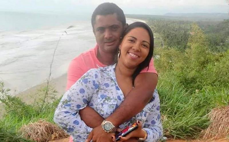 Homem mata ex-mulher na frente do filho