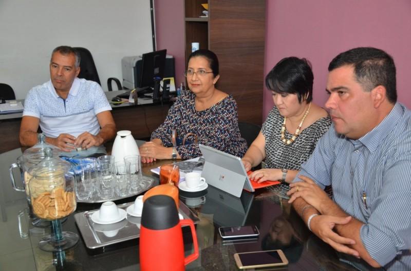 Alagoinhas recebe avaliadores do MEC