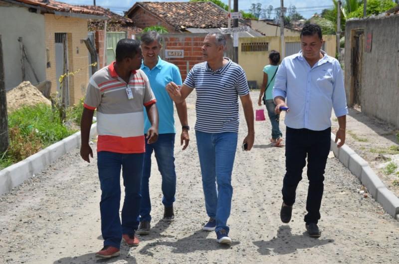 Prefeito inicia 2018 com trabalho acelerado em Alagoinhas Velha