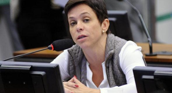 Deputada federal Cristiane Brasil (PTB-RJ)