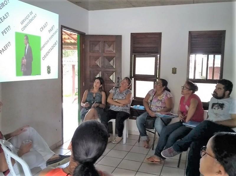 Programa Criança Feliz chega em Inhambupe