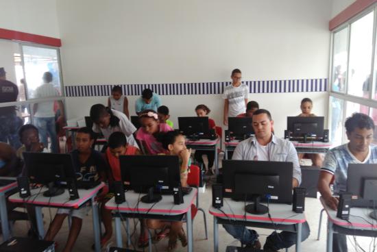 SEDUC investe na informatização aliada à rede de ensino-aprendizagem