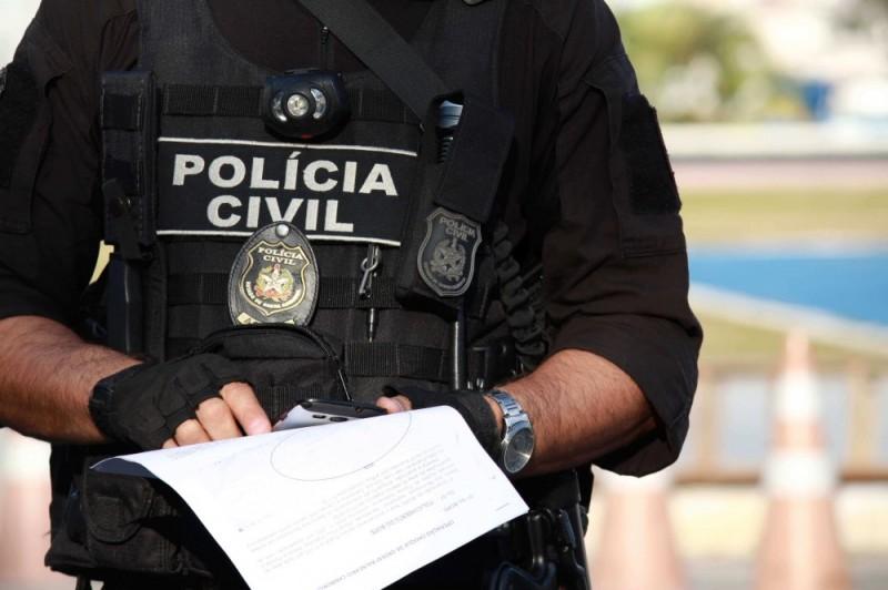 Inscrição para 1.000 vagas na Polícia Civil começa em 1º de fevereiro