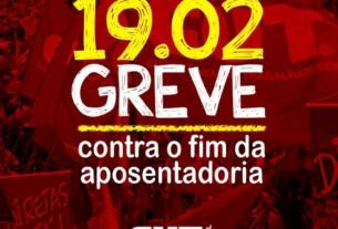 CUT anuncia greve geral na segunda com atos no Campo Grande e interior da Bahia